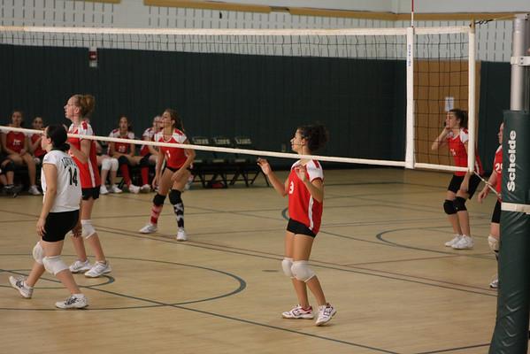 20071017 Volleyball vs. Longwood