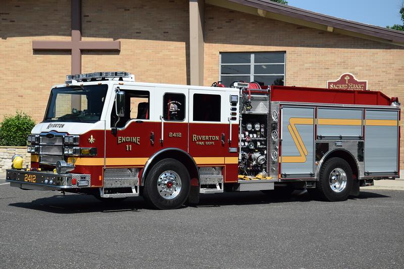 Riverton Fire Company Engine 2412