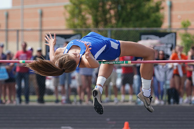 LB Willow 8th in High Jump at State Meet (2021-06-04)