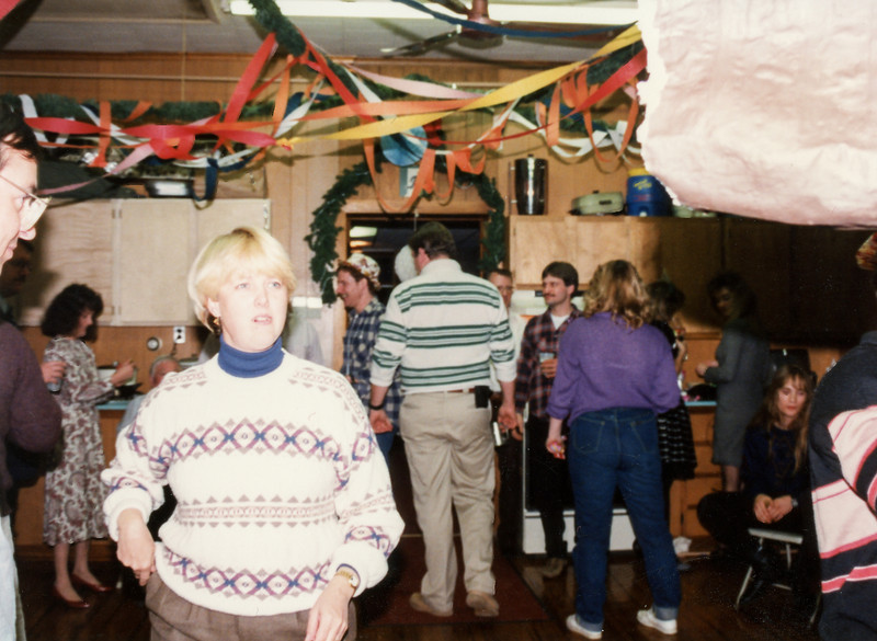 New Year's Eve 1990