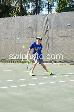 18-02-22 Boys Tennis @ Citrus