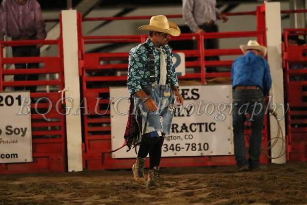 Kit Carson 2015 Bull Fighters Only