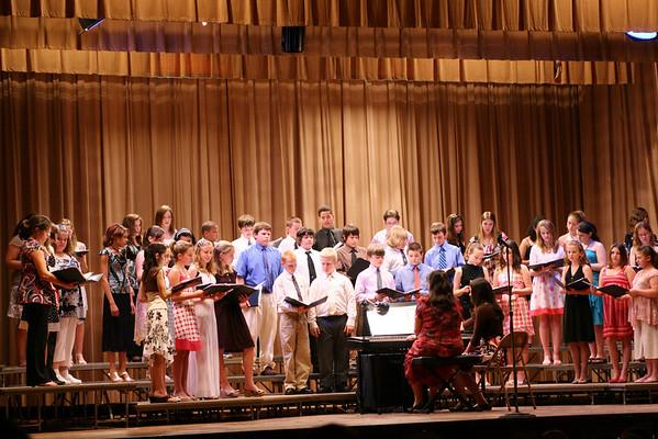Braddock Middle School Chorus 5-8-08