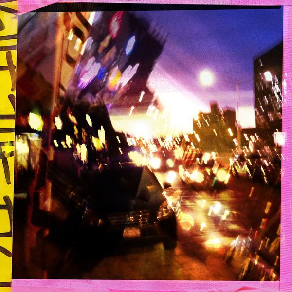 Queens Boulevard Twilight