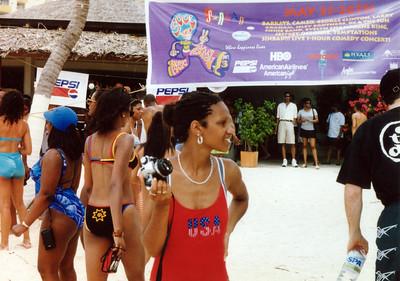 "SINBAD's ""Soul Music Festival"" in Aruba 1997"
