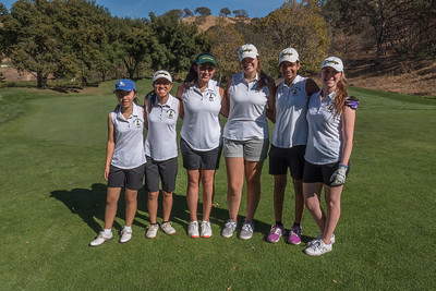 161006 LHS WOMEN'S GOLF