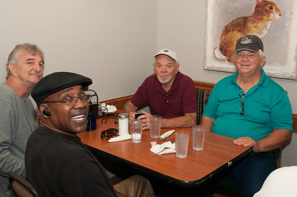 Yellow Retirees Monthly Luncheon