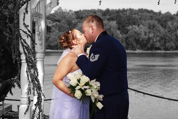 Steve and Marissa's Wedding Ceremony & Reception - July 4, 2010