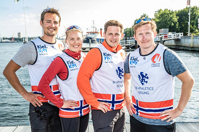 Norway I BI Athletics Seiling