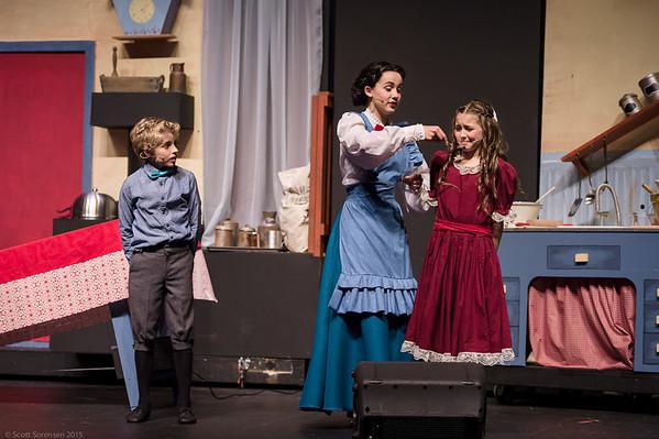 Mary Poppins Cast C