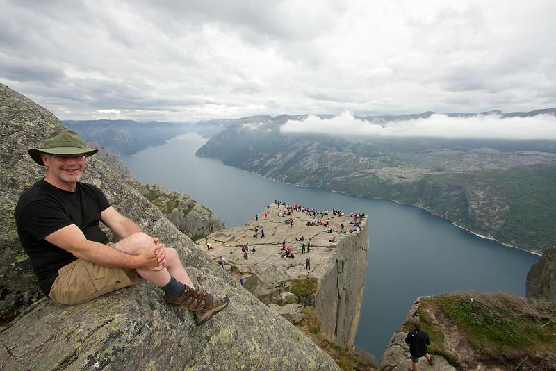 Preikestolen..... Preachers rock, Norway