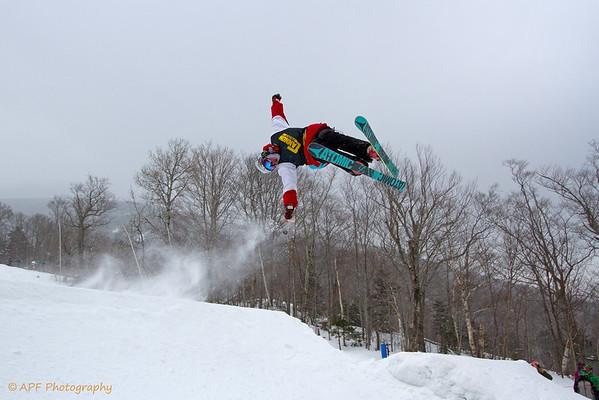 Cannon Mountain Big Air - Feb. 2013