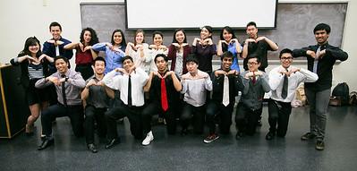 Spring 2014: Mu Class