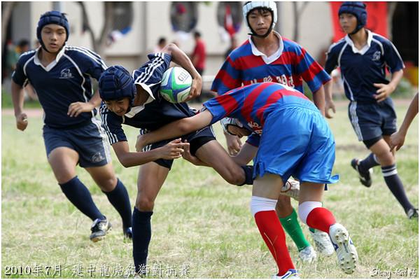 2010建中龍虎豹獅-正德國中 VS 明志國中(JDJH vs MCJH)