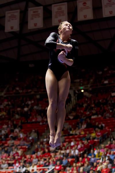 NCAA GYMNASTICS: FEB 24 Utah v Stanford