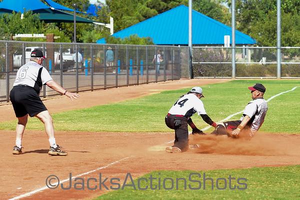 Scrap Iron Phiten vs Stixx Softball
