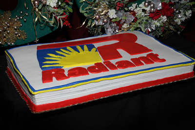Radiant 80th Anniversary Celebration (December 9, 2011)