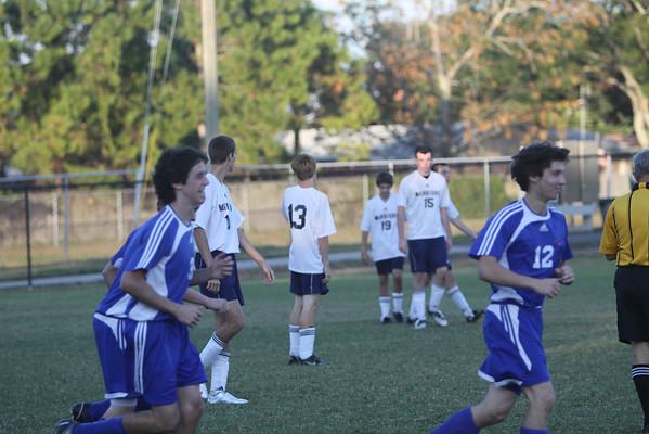 Calvary vs NCS Boys Soccer