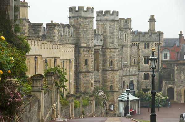 Windsor Castle & Town