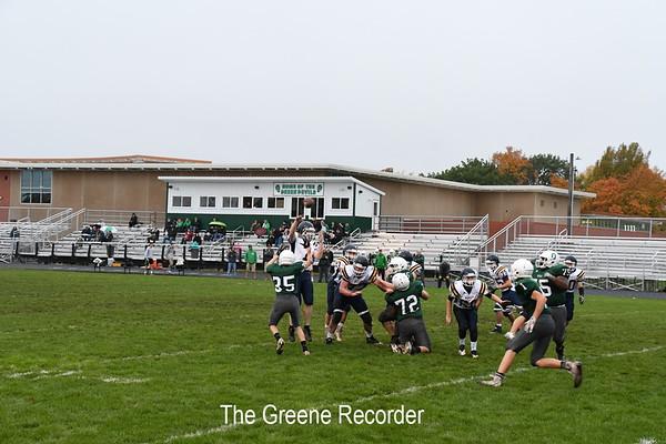 JV Football at Osage