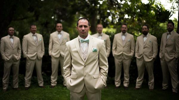 Mark & Michelle Wedding