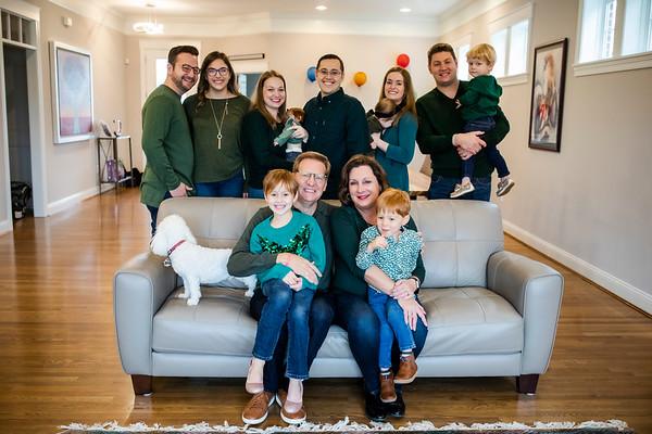 Kamrass Family Nov 2019