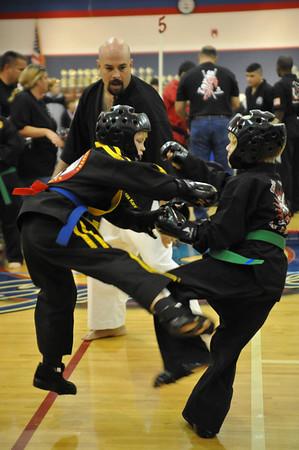 Tae-kwondo tournament 2009