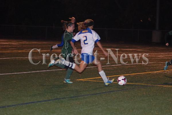 10-29-13 Sports Continental vs Oak Harbor Girls Soccer