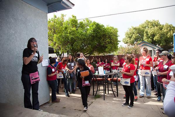 Habitat Women Build Day