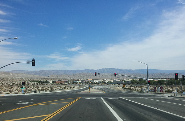 Southern California 2012