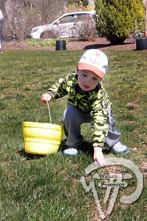 Brewster egg hunts
