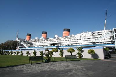 Queen Mary - Long Beach