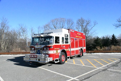 West Milford, NJ Fire Co. 4 Rescue