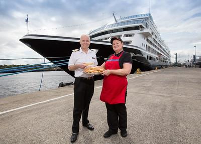 19/08/2019 - Greggs Cruise Ship