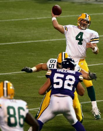 Favre's 421st Touchdown (Sept 31, 2007)