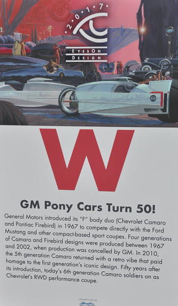 EOD 2017 Pony Car turns 50