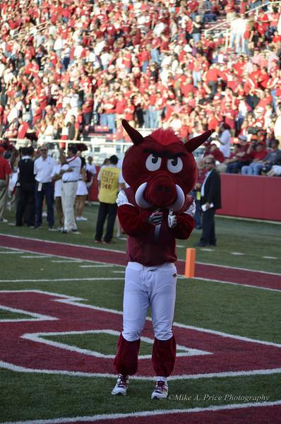 Arkansas vs Rutgers 2012