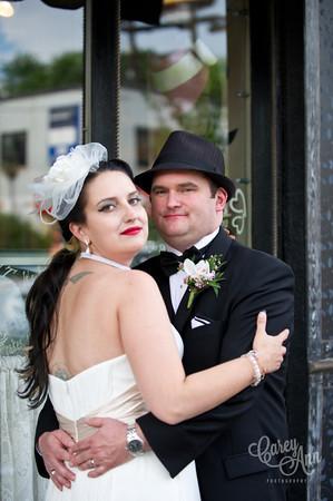 Jeffrey & Kristi's Wedding at Eglinton Grand