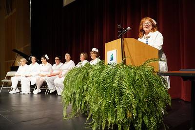 Nursing Pinning Ceremony, May 4, 2018