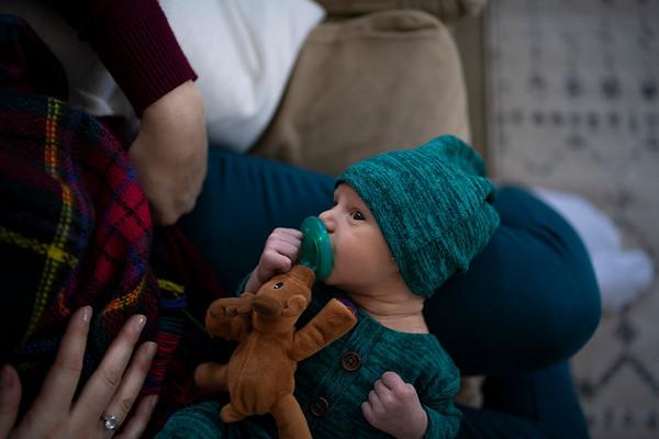 Jenson! | Wisconsin Newborn Photography