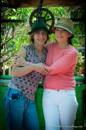 Meg & Donna