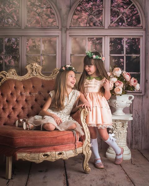 Moore Sisters ~ Spring!