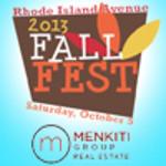 Rhode Island Ave Fall Fest 2013