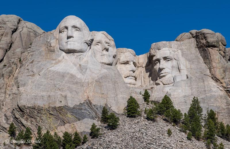 Mt Rushmore National Monument