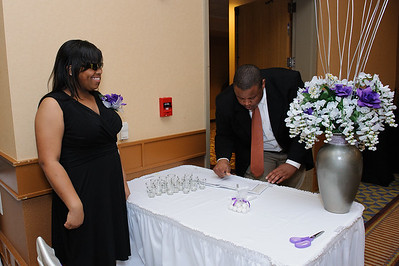 Tekeysia & Warren - Reception