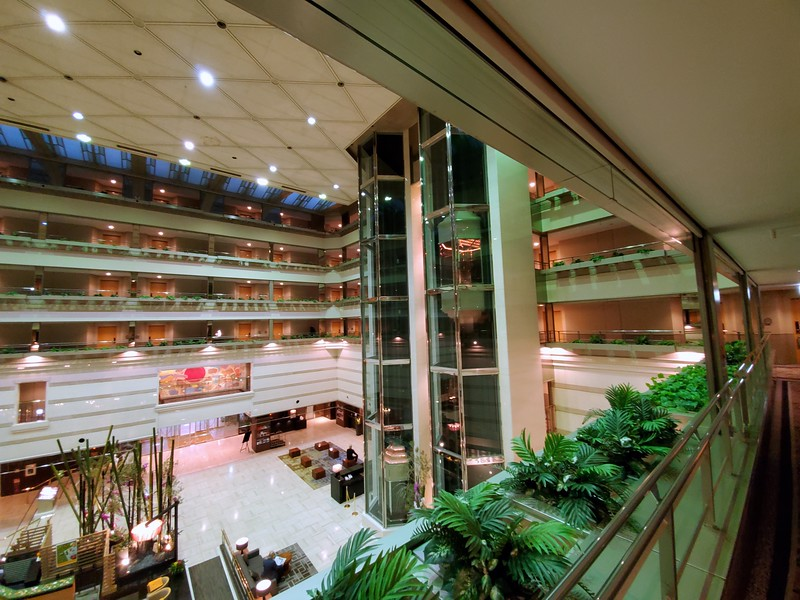 Interior Hotel Brighton Kyoto (5 star hotel)