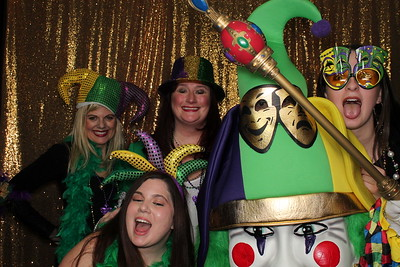 Holiday Inn Mardi Gras Celebration 2018