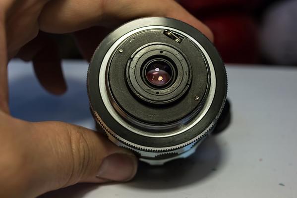 SCHNEIDER-KREUZNACH Edixa-CURTAGON 28mm F4 Processed