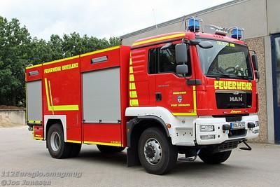 150 Jahre Feuerwehr Erkelenz
