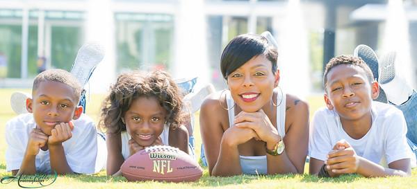 Tamika Johnson & Family